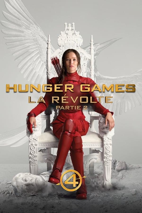 Hunger Games : La Révolte, 2ème Partie (2015)