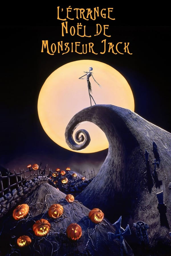 L'Étrange Noël de Monsieur Jack (1993)