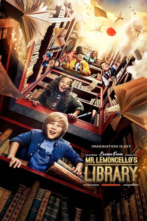 L'Incroyable Bibliothèque de M. Lemoncello (2017)