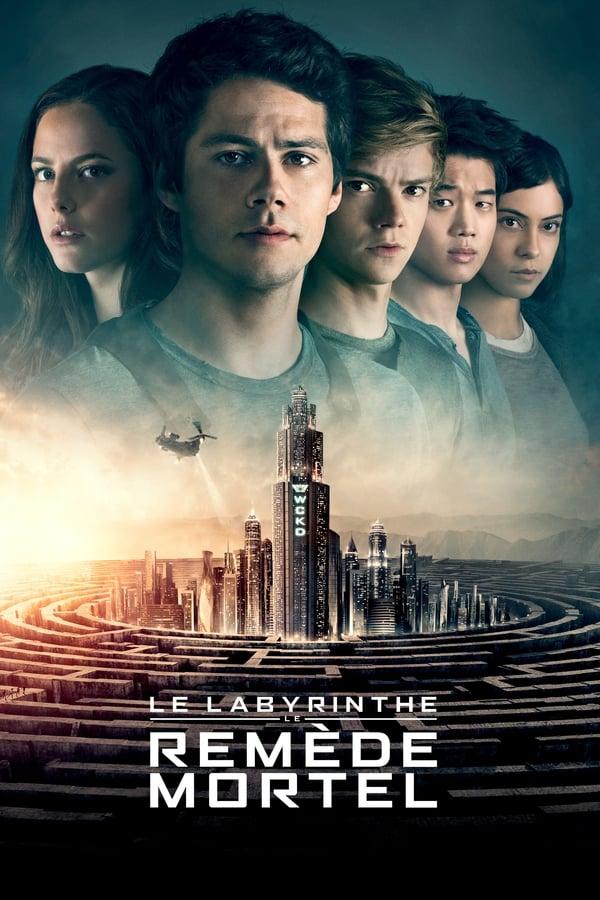 Le Labyrinthe : Le remède mortel (2018)