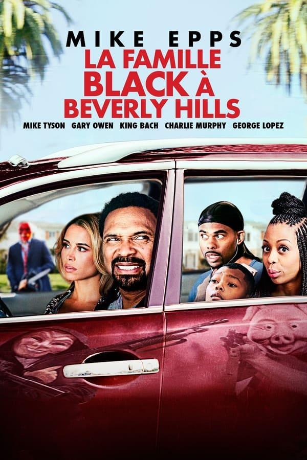 La famille Black à Beverly Hills (2016)