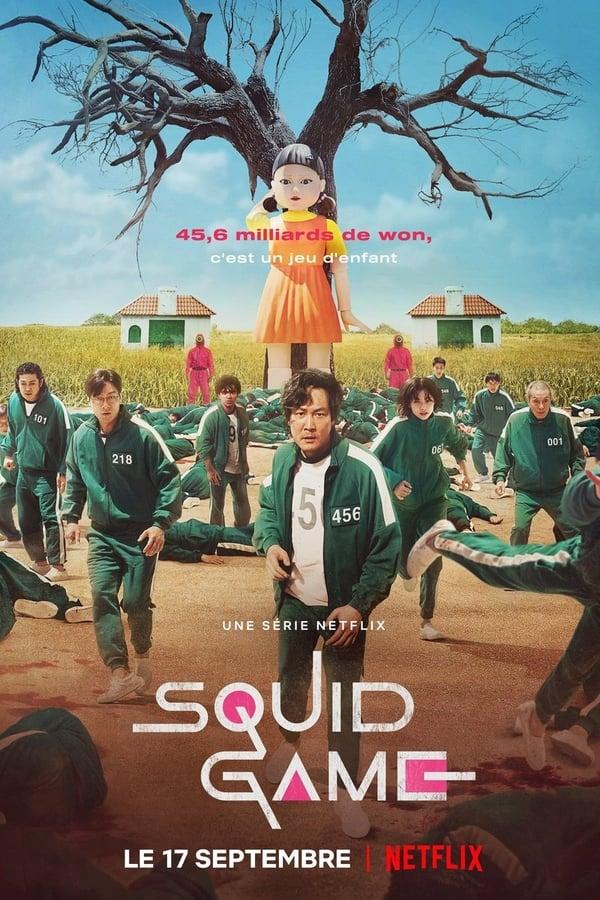 Squid Game Saison 1