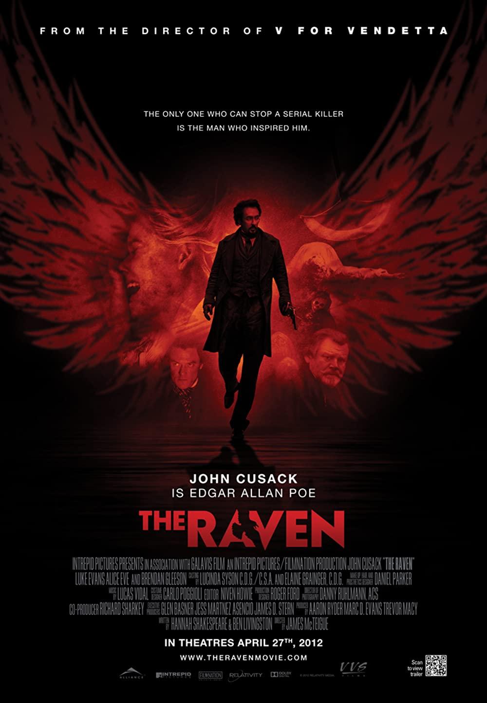 The Raven Saison 1